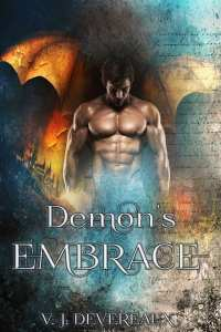 Book Cover: Demon's Embrace
