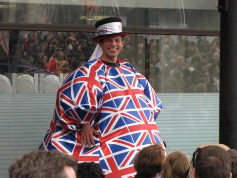 Getting into the Royal Wedding Spirit