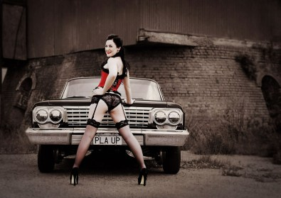 pinup photography