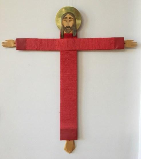 Red Crucifix