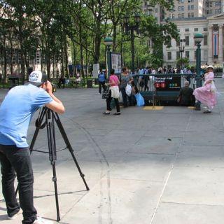 "DP Ramie Faris and ""Jane Austen"" in Brooklyn"
