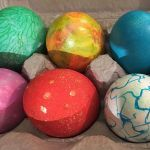 colored Easter Eggs Peterson's Holiday Helper
