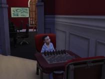 Rain playing Chess