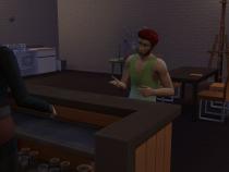 Elijah flirting back