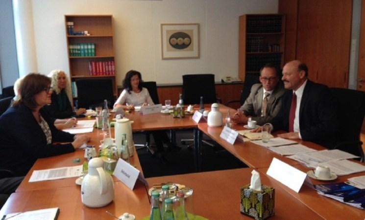 """Kerstin Griese: """"Vom facilita semnarea şi ratificarea acordului în domeniul asigurărilor sociale cu Moldova"""""""