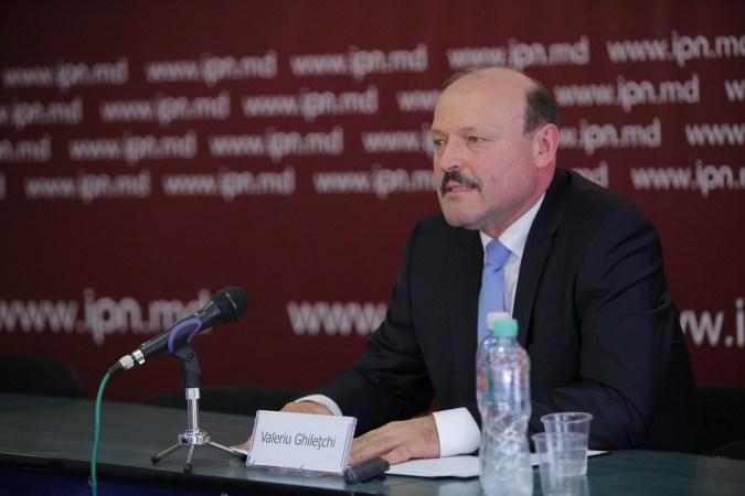 DISCURSUL susţinut în Briefing-ul de presă privind campania electorală