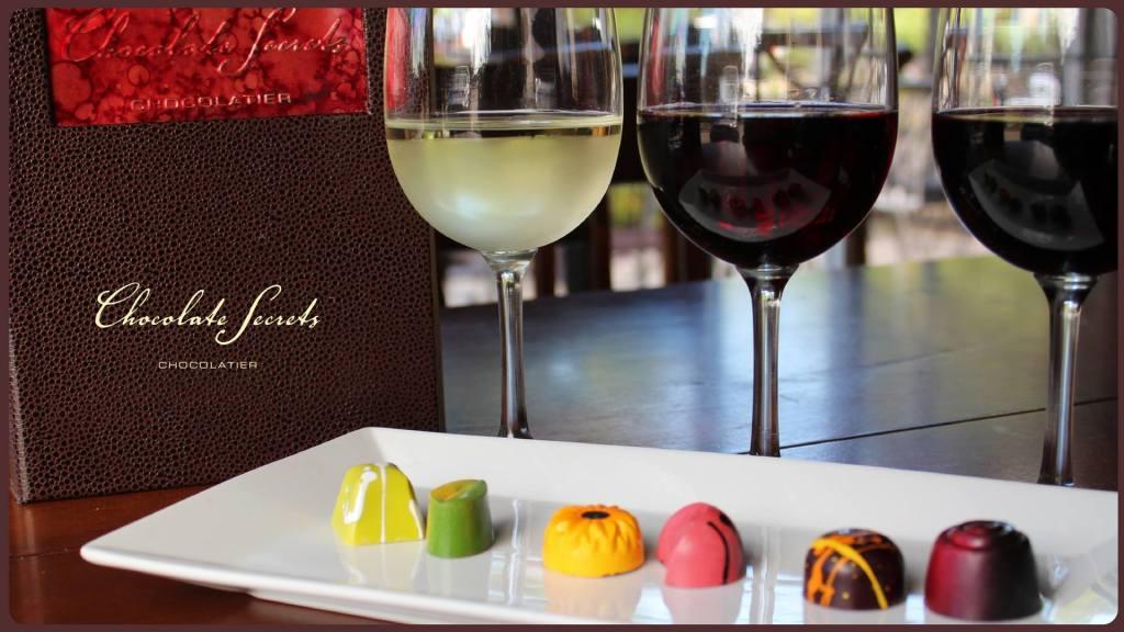 Chocolate Secrets Wine and Sweets