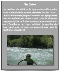NBIA Neurodegeneration with Brain Iron Accumulation