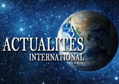 Actualités internationales