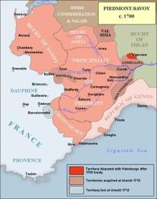 carte savoie avant la moitiè du 19e siecle royaume de sardaigne