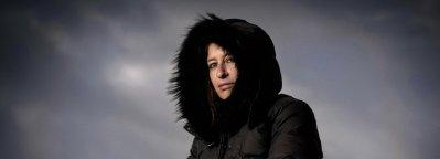 Laurence Suhner - portrait - Le Terminateur - Editions L'ATALANTE