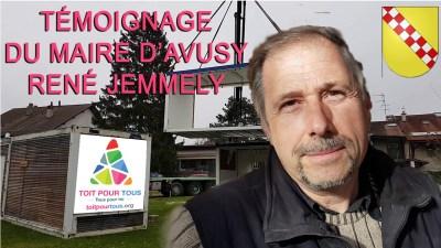 temoignage-du-maire-d-avusy René Jemmely