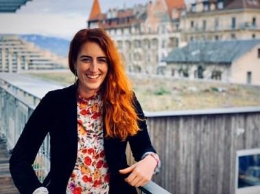 Diane Laura Lee Henny Présidente de Terrasses sans frontieres ATSF
