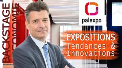 Claude Membrez Directeur Palexpo