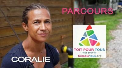 Parcours Coralie TOIT POUR TOUS