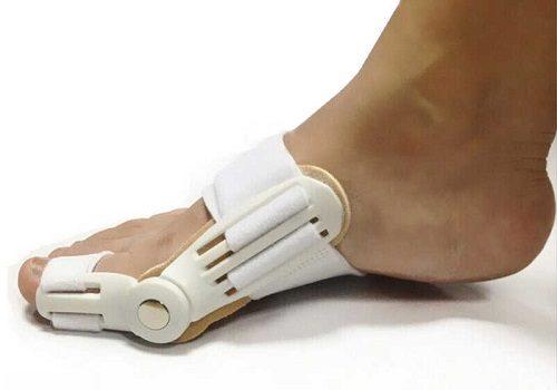 Coussinets en silicone S/éparateur dorteil Protecteur Outil de soin des pieds anti-frottement///éraflure Coussin de pied invisible pour tongs