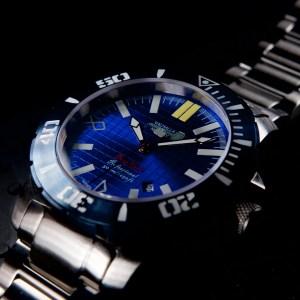 Deep fjord V2 Blue lume