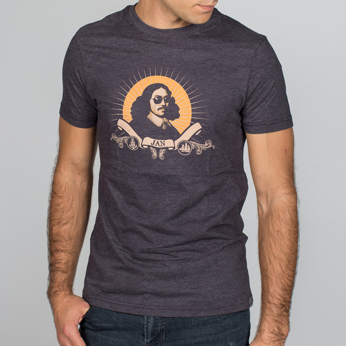 jan aviators man t-shirt