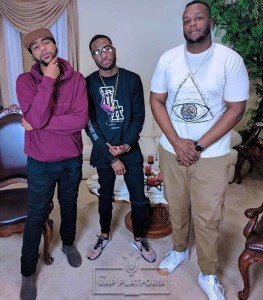 SIN Interview The Rap Platform