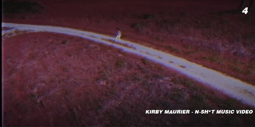 kirby maurier n-shit video