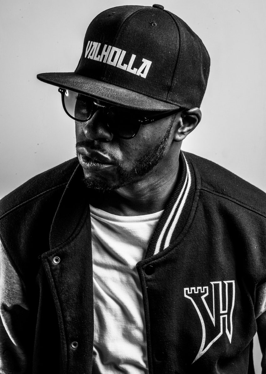 vince valholla hip hop manager label owner