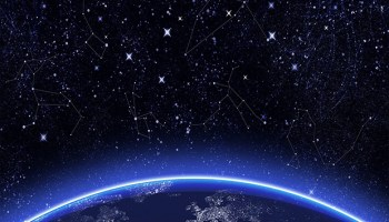 The earth and every star.