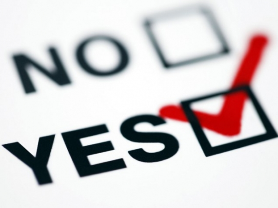 "The Power Of Saying ""Yes"""