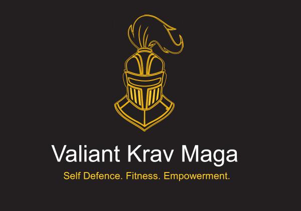 Krav Maga Logo Black Background (RGB)