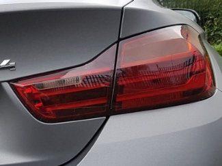 Light Smoke Tail Lights Tinting