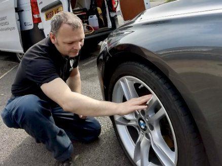 Wheels Nano Coating