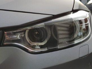 Fly Eye Mesh Headlight Tint