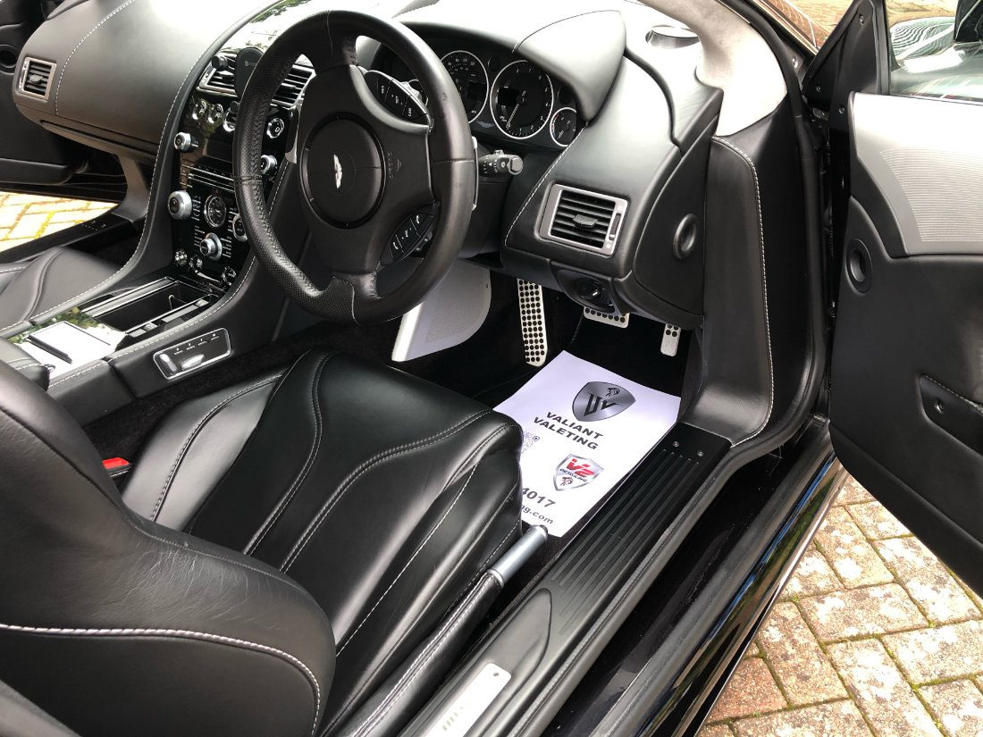 Professional leather smart repair and leather restoration
