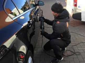 Detail Car Polishing