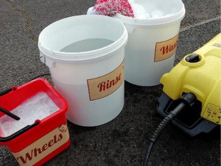 2 Bucket Method