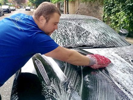 Detail Car Wash