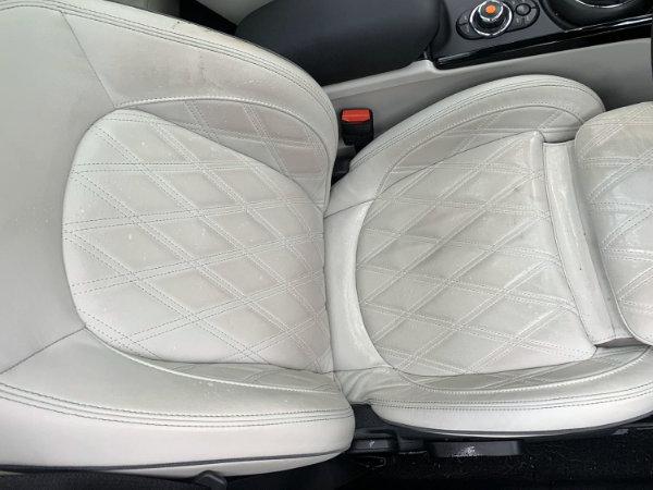 Leather Restoration - £180