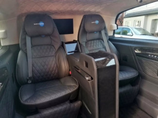 Luxury Leather Seats - £100
