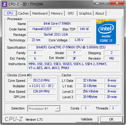 MSI X99S DDR4 record