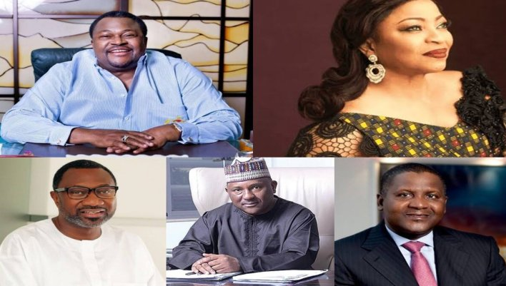 making him the 5th World Richest Nigerians By Forbes