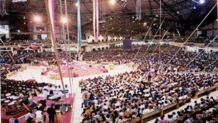 church auditoriums in nigeria