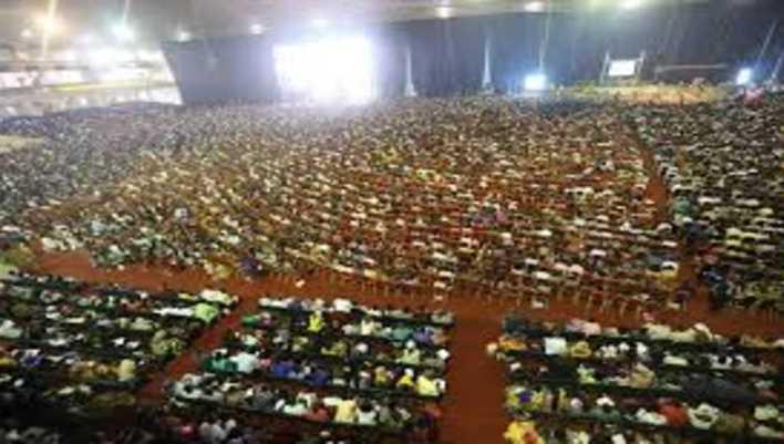 largest auditorium in the world