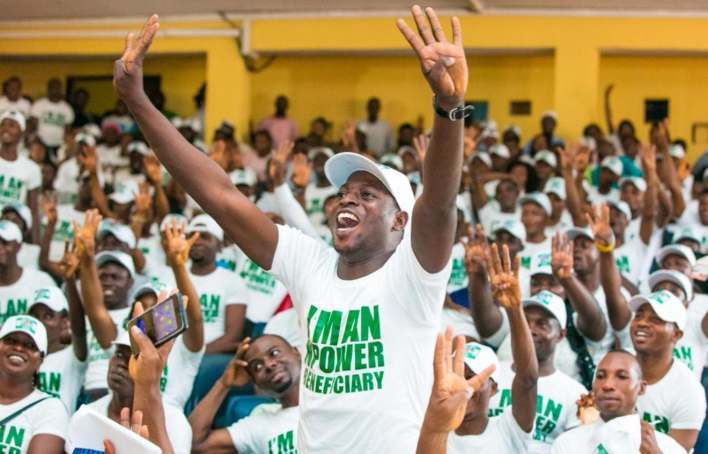 Names of Npower beneficiary
