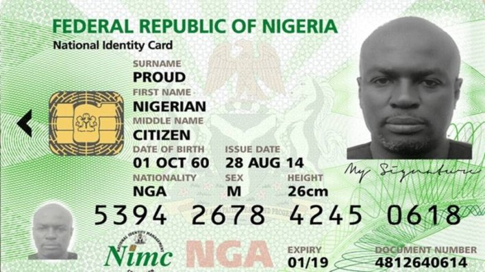 How To Register For National Identity Card
