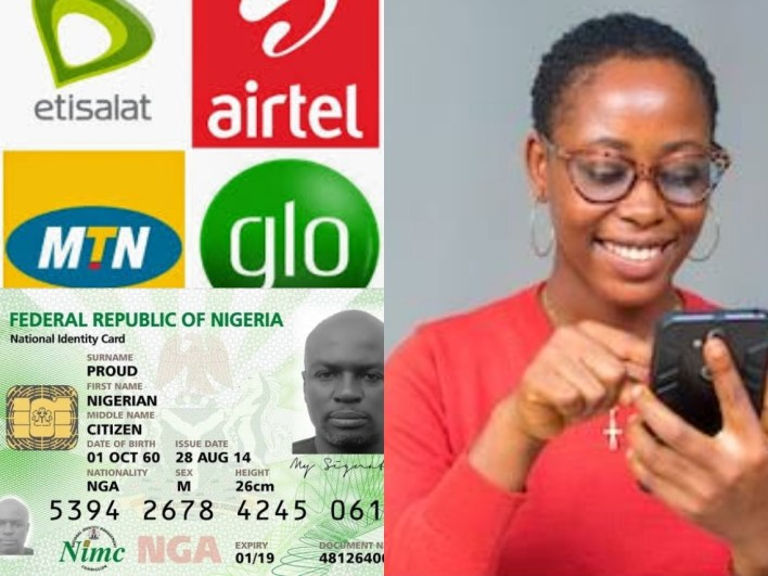 How To Register Your Sim With NIN