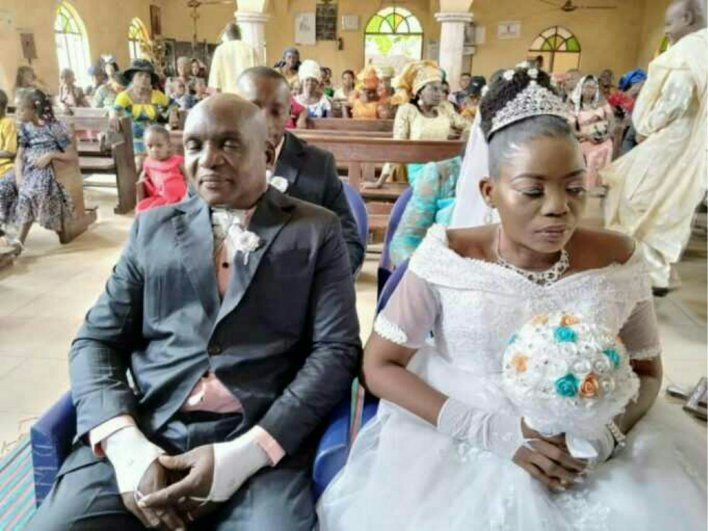 Blind Couples Get Married In Anambra