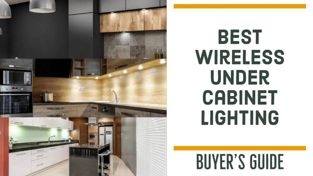 best wireless under cabinet lighting in
