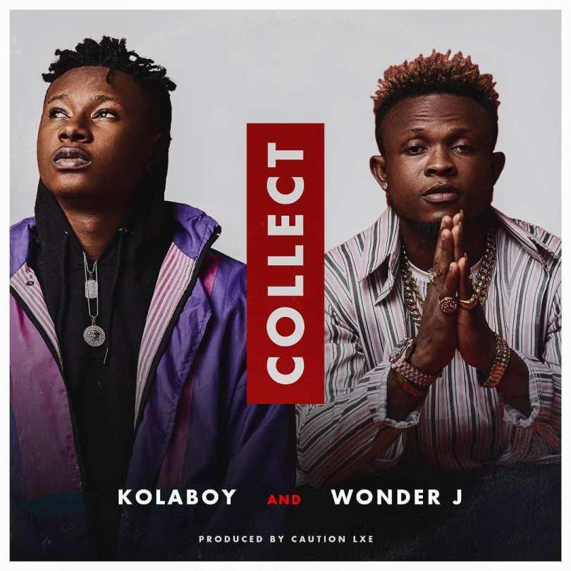 Kolaboy × Wonder J – Collect(Prod. By Caution LXE)