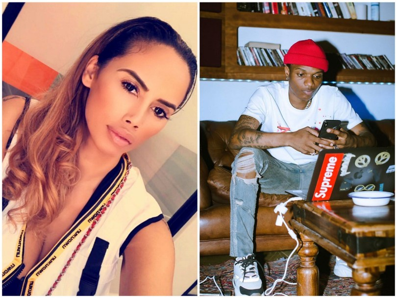 Wizkid's 3rd Baby Mama Denies Allegations On Wizkid