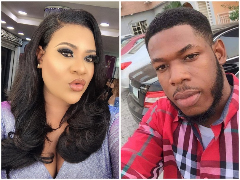 Nollywood Actress, Nkechi Blessing Expresses Interest In Frodd Of BBNaija