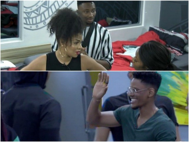 Big Brother Naija 2019: Biggie introduces two new housemates, Venita and Elozonam